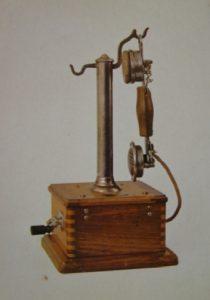 Poste mobile SIT, 1905