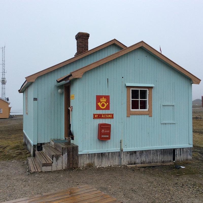 Ny-Alesund (Spitzberg, Norvège) © Ragu - 2016