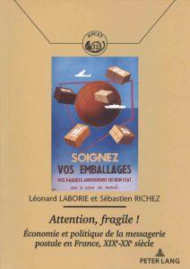 couverture du livre « Attention, fragile ! »